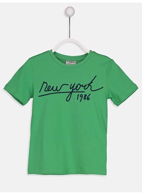 LC Waikiki Tişört Yeşil